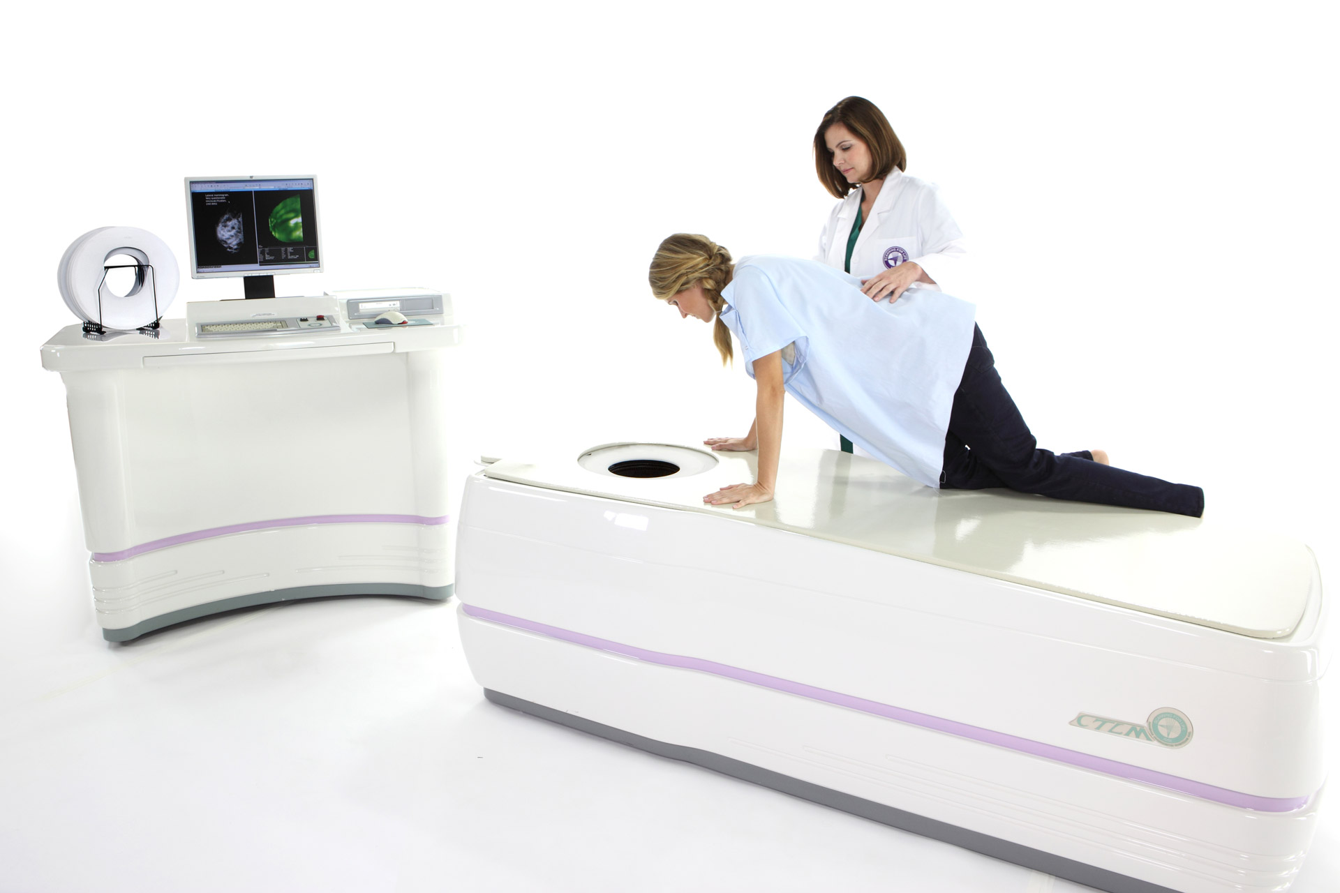 CTLM® – Laser Breast Imaging Without Compression